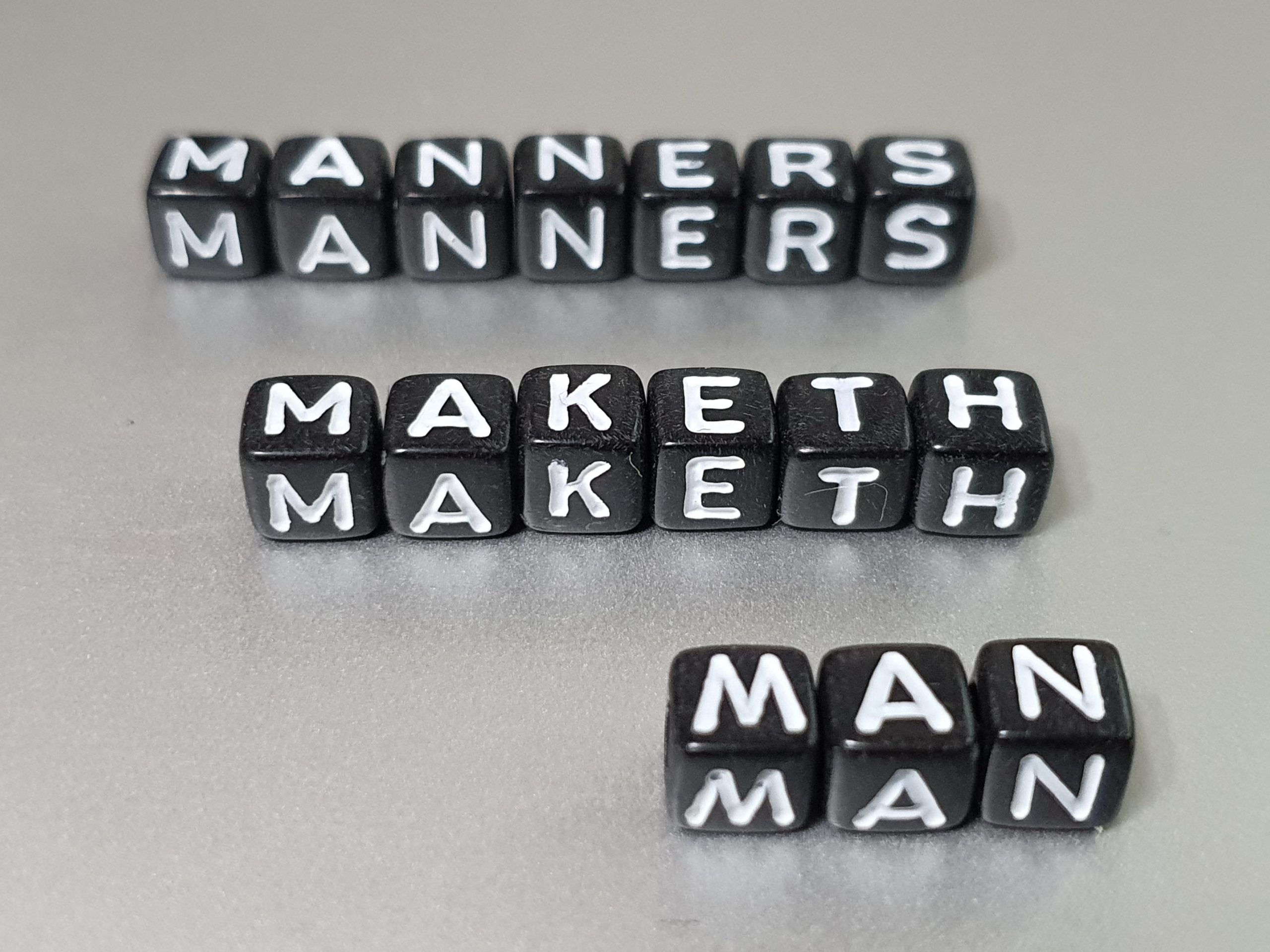 Kindness: Manners takes you through the world