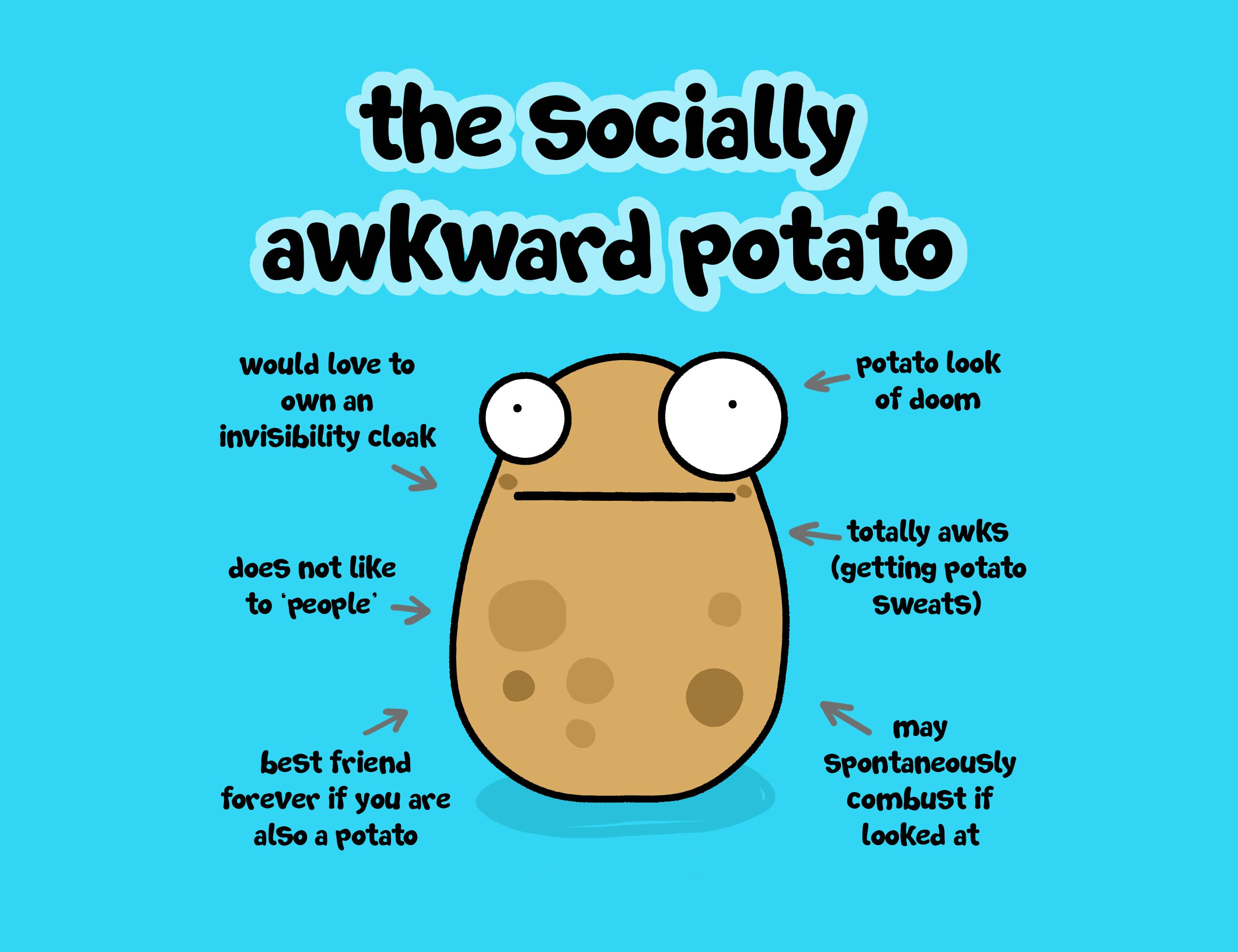 Socially Awkward? Here is how to get over it.